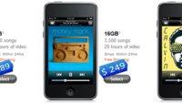 Neue iPod Preise im US-Store
