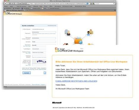 OfficeLiveAnmeldung