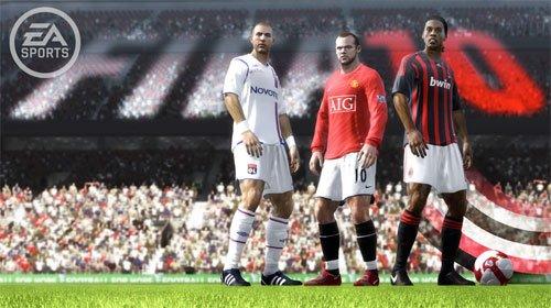Ab diesen Freitag: EA FIFA 10 im AppStore