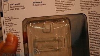 iPod touch 3G: Hama Schutzhüllen auf der IFA