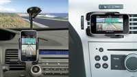 "Kensington: iPhone Car Kit mit GPS und ""Acoustic Magic"""
