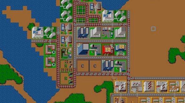 SimCity Classic Screenshot