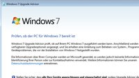 Windows 7 Upgrade Advisor Download