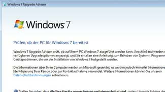 Windows 7 Upgrade Advisor Download