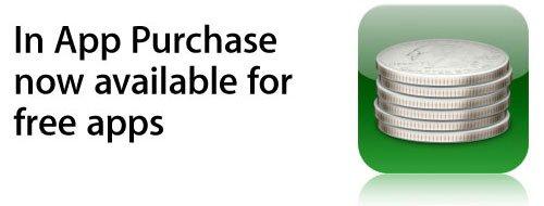 In App Purchases: Ab sofort auch für kostenlose Apps
