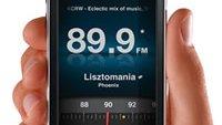 Gerücht: Offizielle Radio-App für iPhone und iPod touch