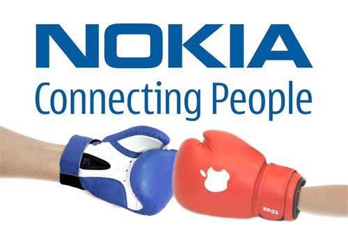 Nokia verklagt Apple