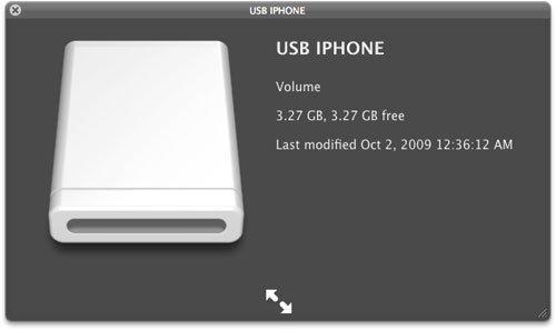 HowTo: iPhone als USB-Stick