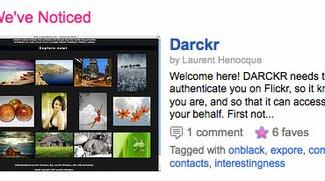 App Garden: Flickrs App Sammlung