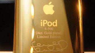 24 Karat: iPod touch für den guten Zweck