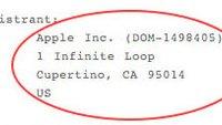 Apple iSlate: Domain, Markennamen, Tatsachen und Spekulationen