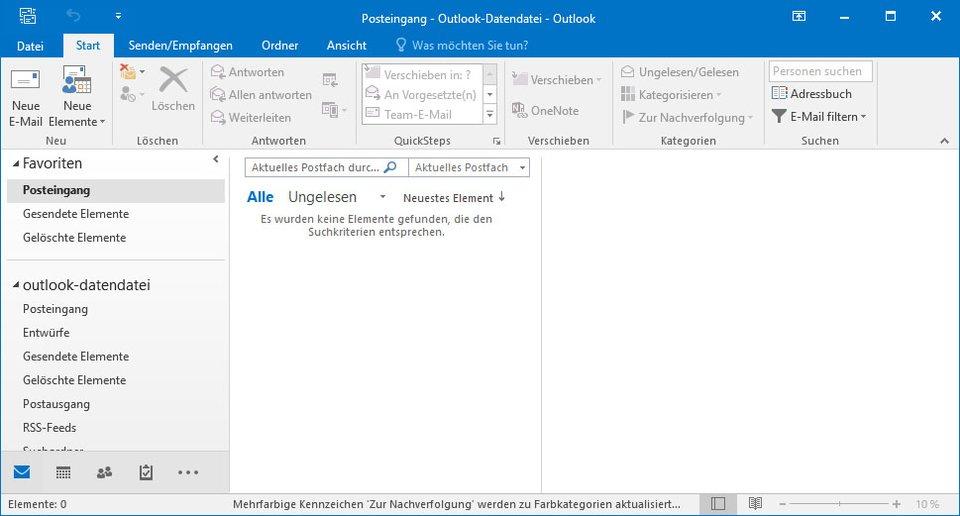 Outlook 2016 ist eines der besten Mail-Programme für den PC.