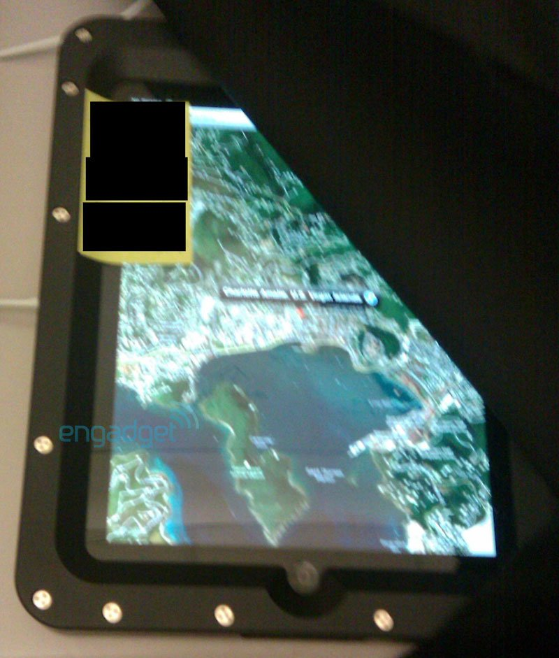 Leaked: Fotos des Apple Tablet, EBook-Preise