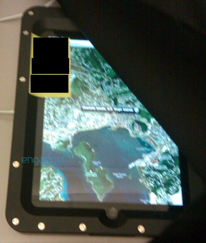Leaked: Fotos des Apple Tablet, EBook-Preise