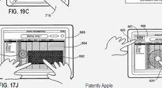 TabletMac: Aktuelles Apple Patent gewährt ersten Blick