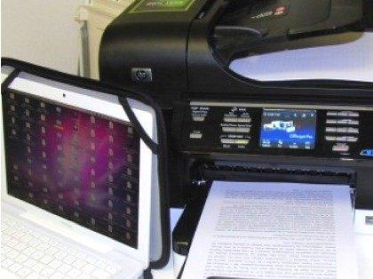 HP Officejet Pro 8500: Kabellos und günstig drucken