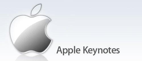 iTunes: Apple Keynote als Podcast verfügbar