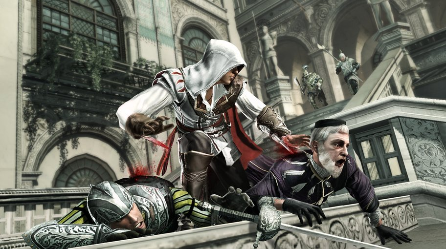 assassins creed 2 meuchelmord