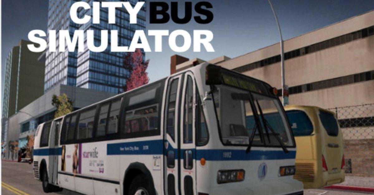 Spielen Bus
