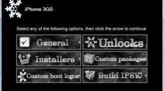 sn0wbreeze beta: Pwnage Tool für Windows