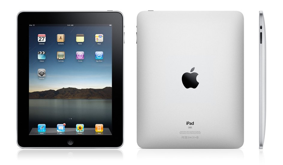 iPad: Apples Multimedia Tablet vorgestellt [Updt.]