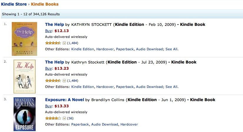 Kindle-E-Books auch für iPad