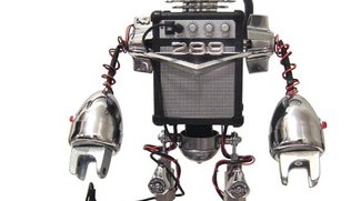News Mix: Speaker Bot, Glas Soundbooster, Swarovski Zubehör, Kreditkartenlese-Case