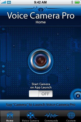 Foto & Kamera Apps: Voice Camera Pro, Photo Makeover, Hipstamatic