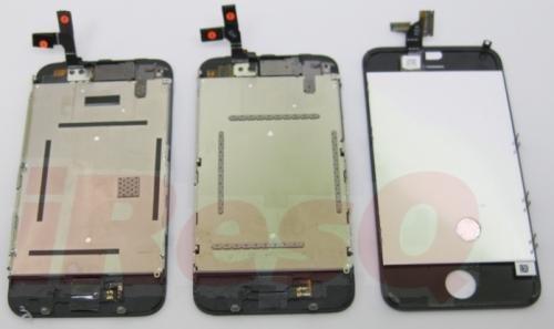 News Mix: iPhone 4G Frontpanel, Zulieferer, 720p Kamera, iPad Media Experte