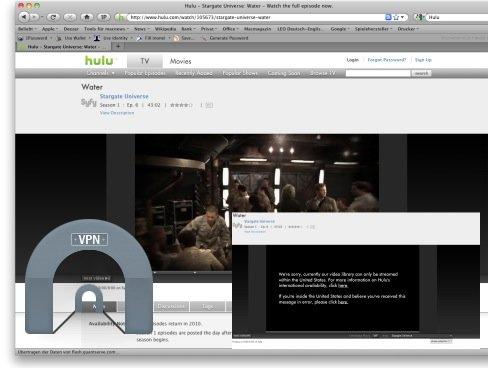 Grenzenlos surfen: VPN-Zugriff auf gesperrte Webseiten