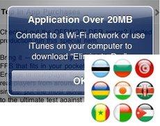 13 neue App Stores und verdoppeltes Datenvolumen über UMTS