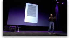 Jenseits des iPads: Amazon investiert in den Kindle