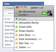 So geht's: Facebook in iChat einbinden