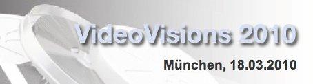 VideoVisions: Workflow-Wissen für Video-Profis