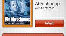 """Neu im App Store: """"Der Spiegel"""" für das iPhone"""
