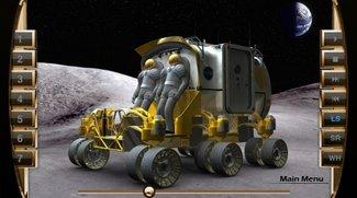 NASA-App: Spazierfahrt auf dem Mond für lau