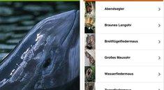 Aus dem App-Store: Flora und Fauna stellen sich vor