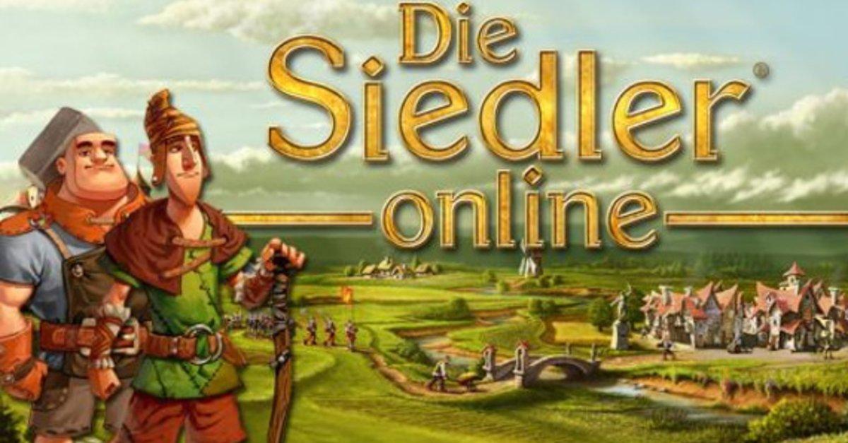 Die, siedler, online kostenlos spielen