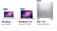 Binnen 60 Tagen: Neue Macs und neue Software von Apple