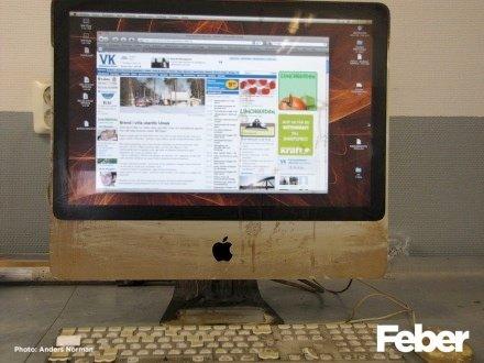 Der iMac, ein heißes Eisen