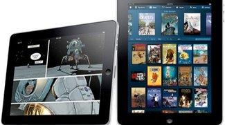 Bebilderter iPad-Lesestoff: Ave!Comics fürs Tablet