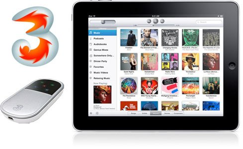 Österreich: iPad von Mobilfunkern