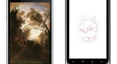 Ist das Nexus One Display dem iPhone unterlegen?