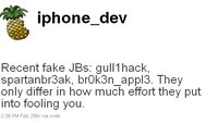 Falsche Jailbreak-Tools: iPhone Dev Team warnt