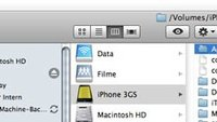 Phone Disk: Das iPhone im Finder