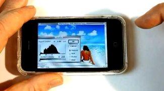Photoshop 1.0.7 als iPhone-App