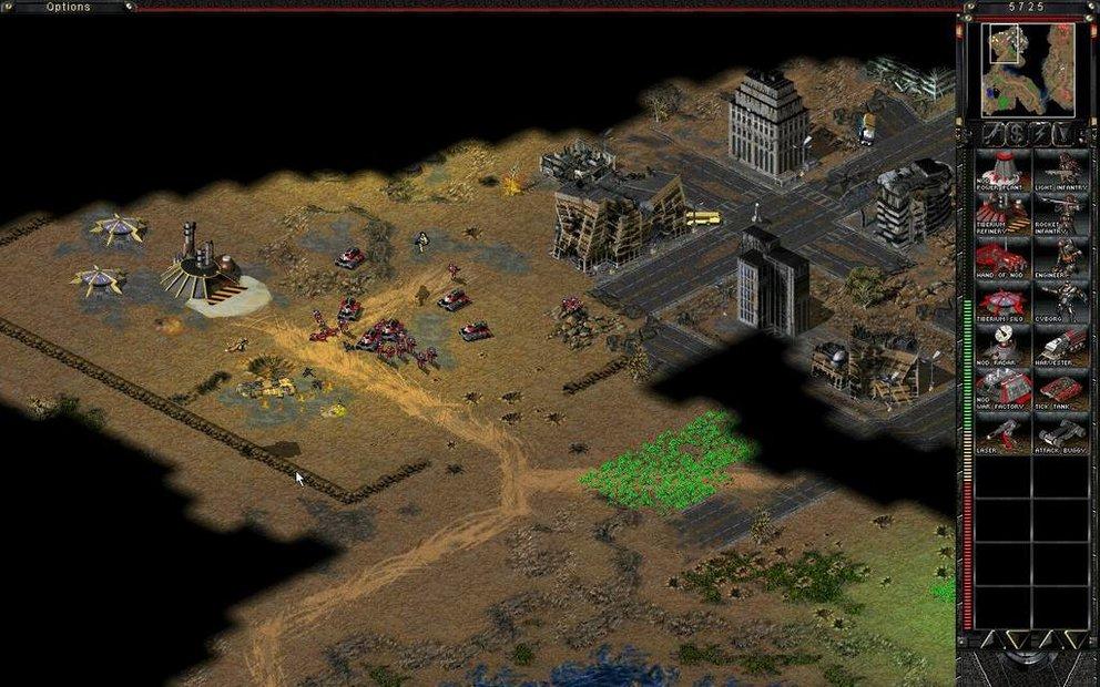 Command & Conquer - Tiberian Sun: Tiberium, alles dreht sich nur um Tiberium