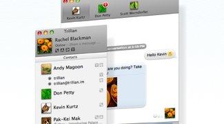 Chat-Client Trillian als erste Mac-Version erhältlich