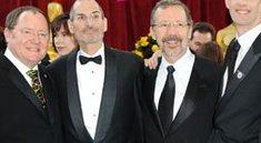 Jobs: Im Smoking zum Oscar und mit 5,5 Mrd. im Milliardärs-Ranking