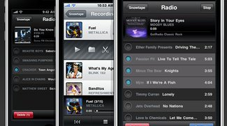 Apple lehnt Radio-Software Snowtape auf dem iPhone ab